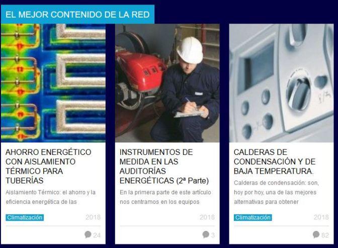 Instalaciones y eficiencia energetica