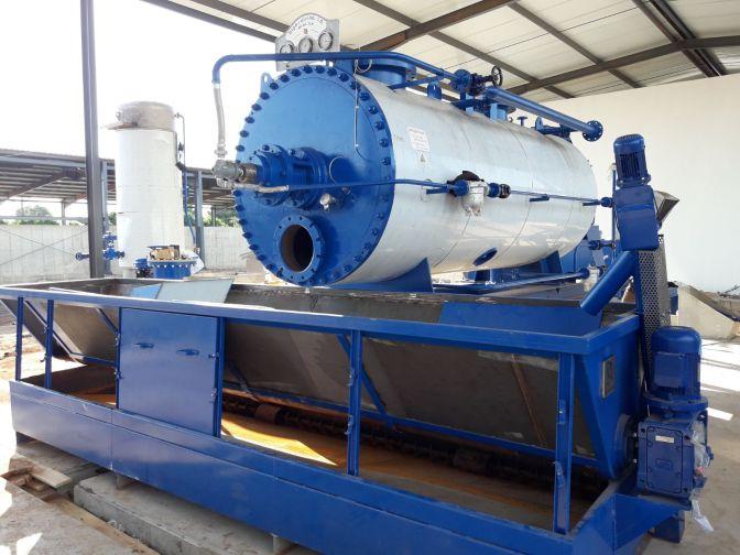 Instal·lacions de sistemes a Angola.